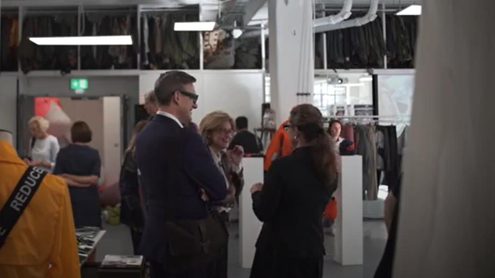 London Fashion District Launch